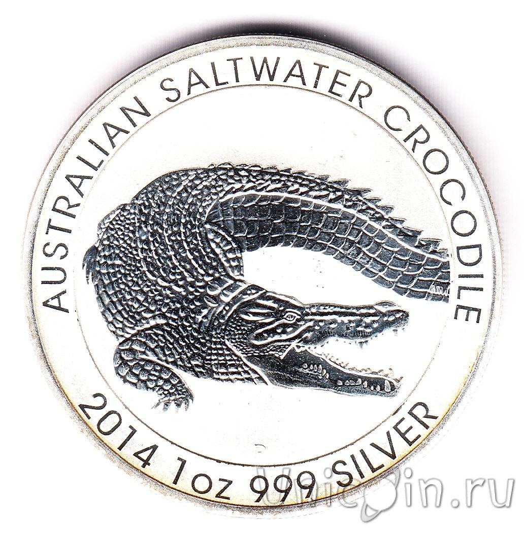1 доллар 2014 крокодил нумизматика с чего начать